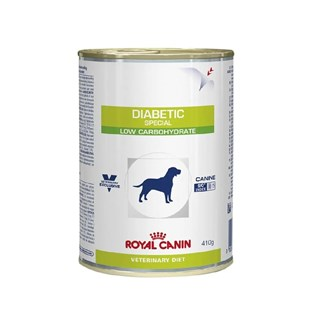 Ração Úmida Royal Canin Veterinary Diet Diabetic Special Low Carbohydrate Para Cães