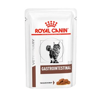 Ração Úmida Royal Canin Veterinary Diet Gastro Intestinal para Gatos