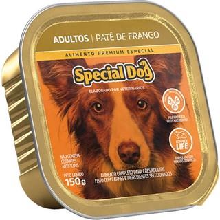 Ração Úmida Special Dog Patê De Frango Para Cães Adultos