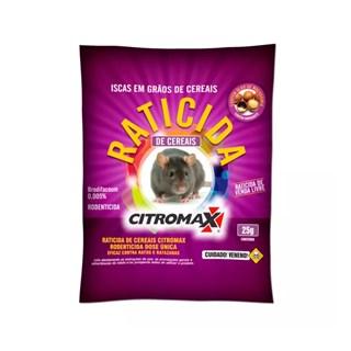 Raticida Citromax Mix de Cereais