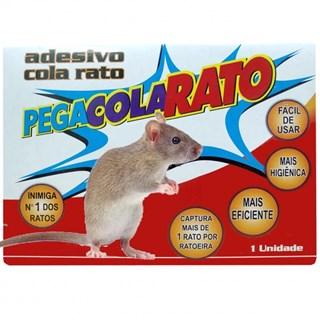 Ratoeira Adesiva American Pets Cola Rato para Ambientes