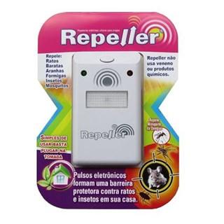 Repelente Eletrônico American Pets Repeller Para Ambientes