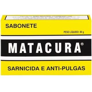 SARNICIDA E ANTIPULGAS AIC MATACURA SABONETE PARA CãES