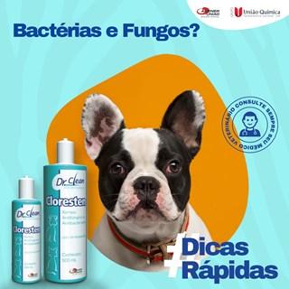 Shampoo Antibacteriano Agener União Dr.Clean Cloresten