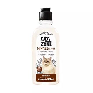 Shampoo Cat Zone Mingau de Aveia para Gatos