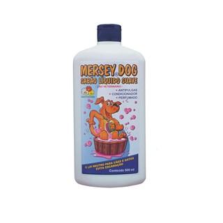 Shampoo e Condicionador Mersey Dog Neutro Antipulgas Para Cães e Gatos