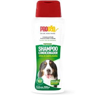 Shampoo e Condicionador Procão Erva Santa Maria para Cães