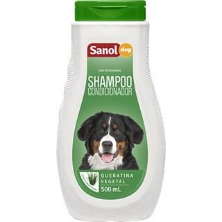 Shampoo e Condicionador Sanol Dog Para Cães e Gatos