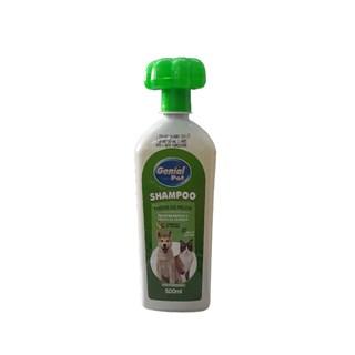 Shampoo Genial Pet Para Cães e Gatos para Todos os Pelos - Frutas