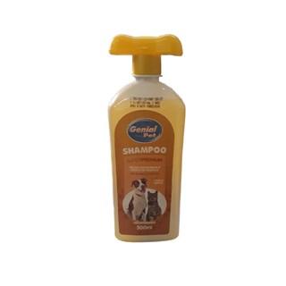 Shampoo Genial Pet Para Cães e Gatos Super Premium
