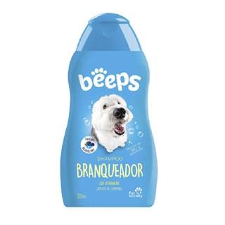 Shampoo Pet Society Beeps Branqueador para Cães