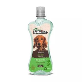 Shampoo Petbrilho Natureza Aloe Vera para Cães e Gatos
