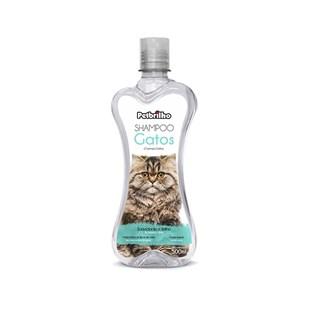 Shampoo Petbrilho Suavidade e Brilho Para Gatos