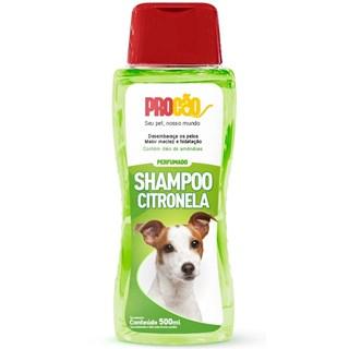 Shampoo Procão Citronela para Cães