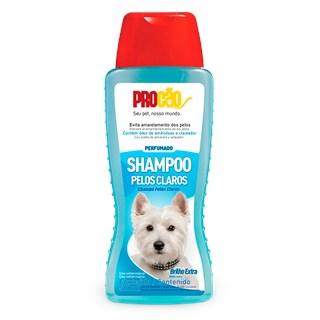 Shampoo Procão para Cães de Pelos Claros