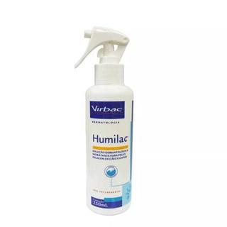 Solução Dermatológica Virbac Humilac