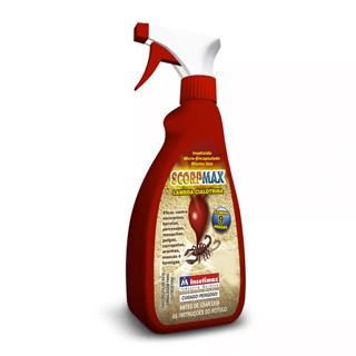 Spray Inseticida Insetimax Scorpmax Para Ambientes