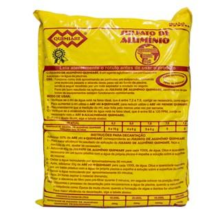 Sulfato De Alumínio Quimiart Para Piscinas