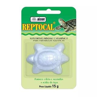 Suplemento Alcon Reptocal para Tartarugas