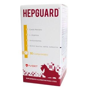 Suplemento Alimentar Avert Hepguard para Cães