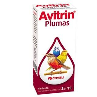 Suplemento Alimentar Coveli Avitrin Plumas Para Aves