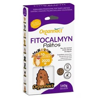 Suplemento Alimentar Organnact Fitocalmyn Palitos para Cães