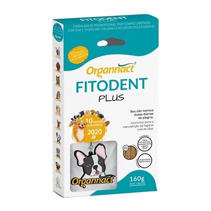 Suplemento Alimentar Organnact Fitodent Plus para Cães