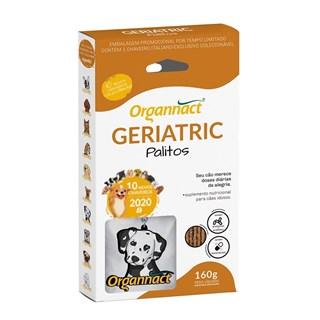 Suplemento Alimentar Organnact Geriatric Palitos para Cães