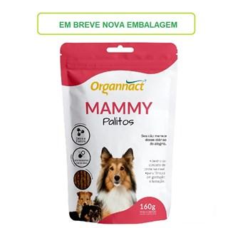 Suplemento Alimentar Organnact Mammy Dog Palitos para Cães