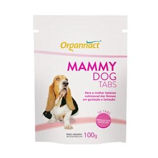 Suplemento Alimentar Organnact Mammy Dog Tabs Para Cães