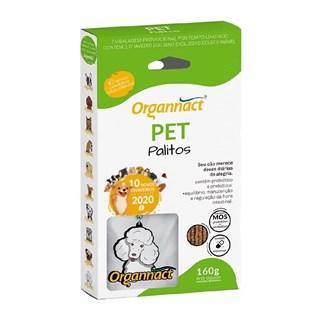 Suplemento Alimentar Organnact Pet Palitos para Cães