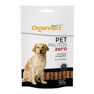 Suplemento Alimentar Organnact Pet Palitos Zero para Cães