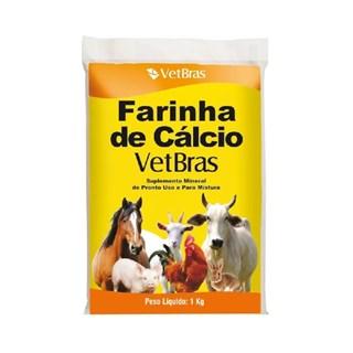 Suplemento Alimentar VetBras Farinha de Cálcio
