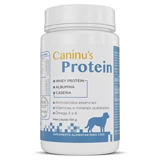 Suplemento Avert Caninus Protein Para Cães