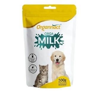 Suplemento Organnact Orga Milk para Cães e Gatos Filhotes