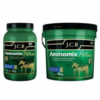 Suplemento Vetnil Aminomix Jcr Potros Para Equinos