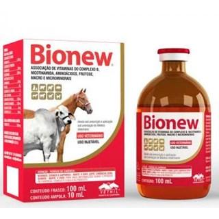 Suplemento Vetnil Bionew Para Equinos. Bovinos. Caprinos. Ovinos. Suínos. Cães e Gatos