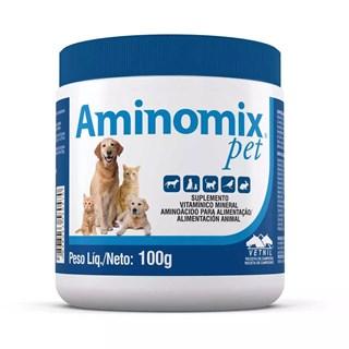 Suplemento Vitamínico Aminomix Pet Mini para Cães de Raças Pequenas