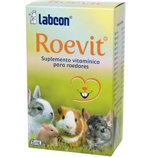 Suplemento Vitamínico Labcon Roevit Para Roedores