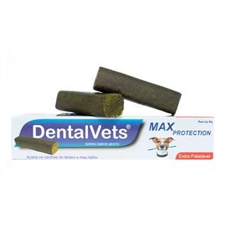 Tablete Mastigável Nutrasyn DentalVets Max Protection Sabor Menta para Cães Raças Médias