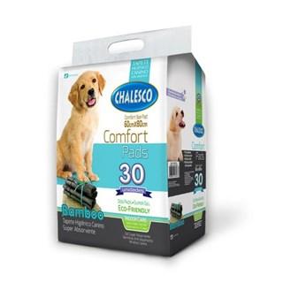 Tapete Higiênico Chalesco Confort Bamboo Para Cães