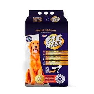 Tapete Higiênico Expet Big Pads Para Cães