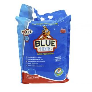 Tapete Higiênico Expet Blue Premium Triplex Para Cães
