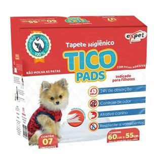 Tapete Higiênico Expet Tico Pads Para Cães Filhotes De Raças Pequenas