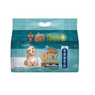 Tapete Higiênico Mr Dry 80x60 para Cães