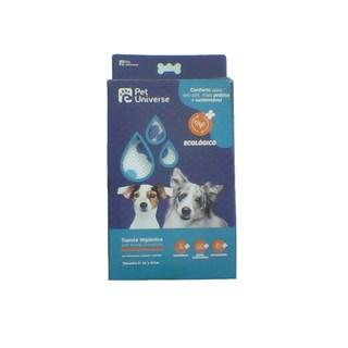 Tapete Higiênico Pet Universe Ecológico para Cães