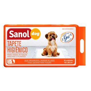 Tapete Higiênico Sanol Dog Para Cães