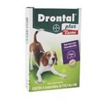 Vermífugo Bayer Drontal Plus Sabor Carne para Cães