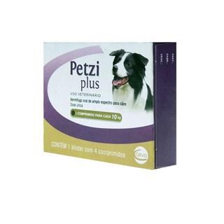 Vermífugo Ceva Petzi Plus 700mg para Cães